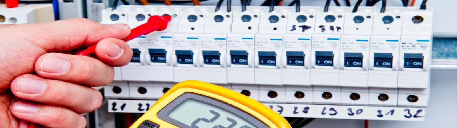 ELECTRICAL TESTING BANNER