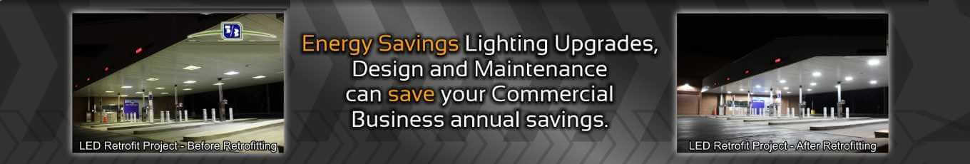 lighting upgrades all city electrical and lighting