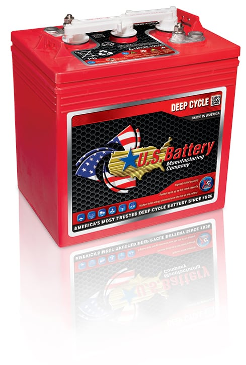 US Battery 2200-XC2