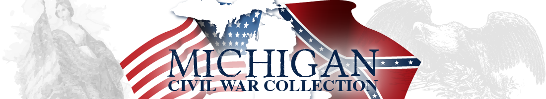 Vast Library of Civil War Documents for Michigan