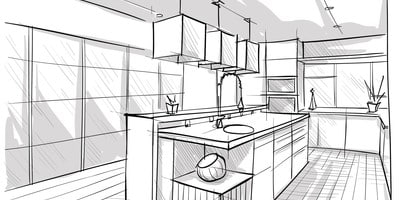 Elements of a Well-Designed Kitchen