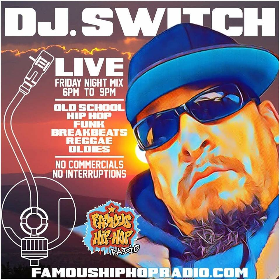 dj switch fridays