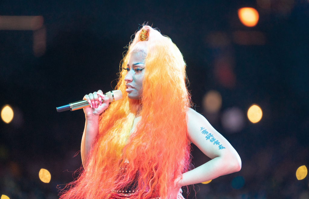 Political Tingz: Nicki Minaj Throws Her Support Behind Andrew Cuomo