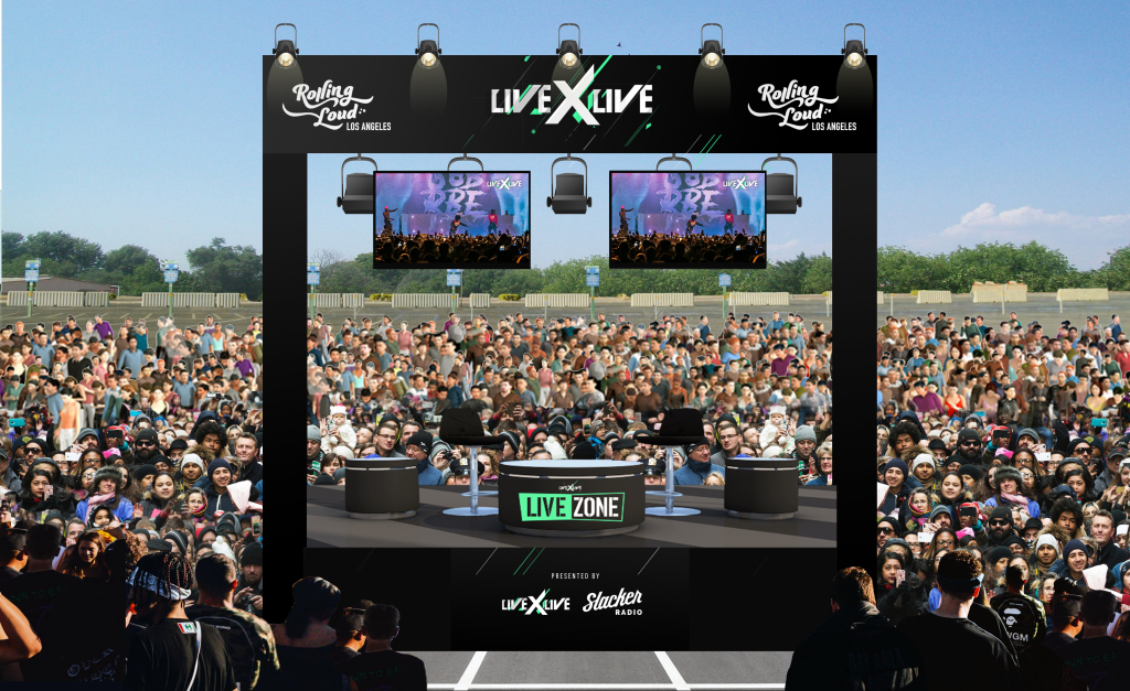 LiveXLive Launching LiveZone At Rolling Loud L.A., Plan To Make Your Fav Music Festivals More Entertaining