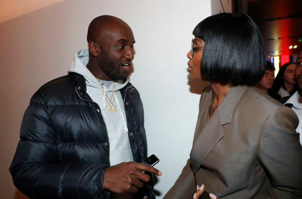 Virgil Abloh Responds To Claims Of Style Thievery [Photos]