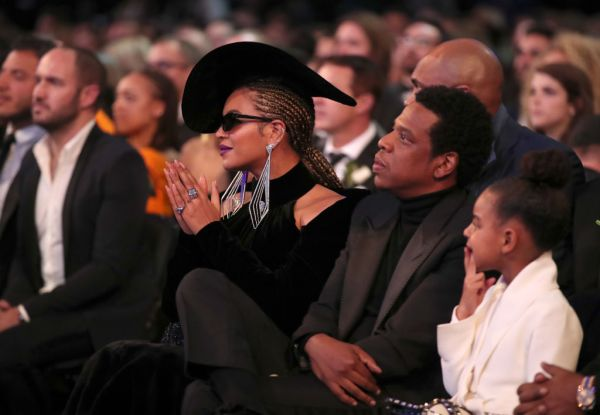Beyoncé Embroiled Blue Ivy Trademark Fight With Wedding Planner
