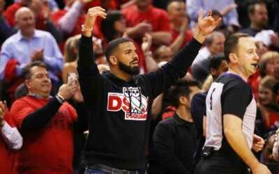 The Toronto Raptors Gave Drake A Jacket Worth $769K