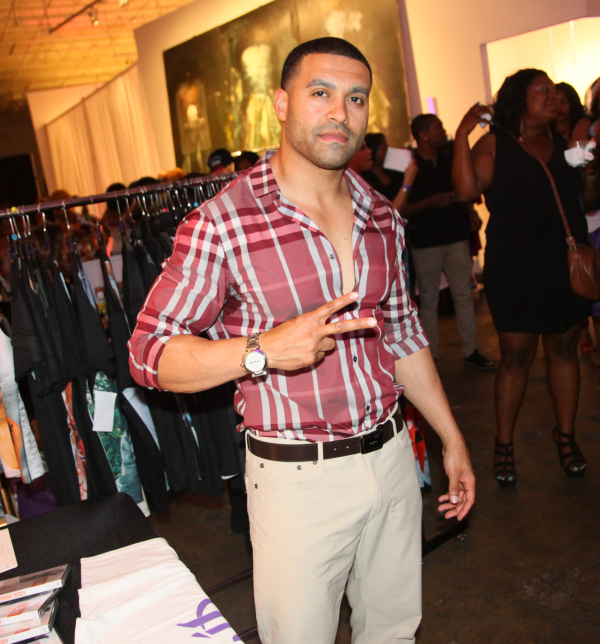 Real Housewives Of Atlanta's Apollo Nida Back In The Slammer For Breaking Halfway House Rules