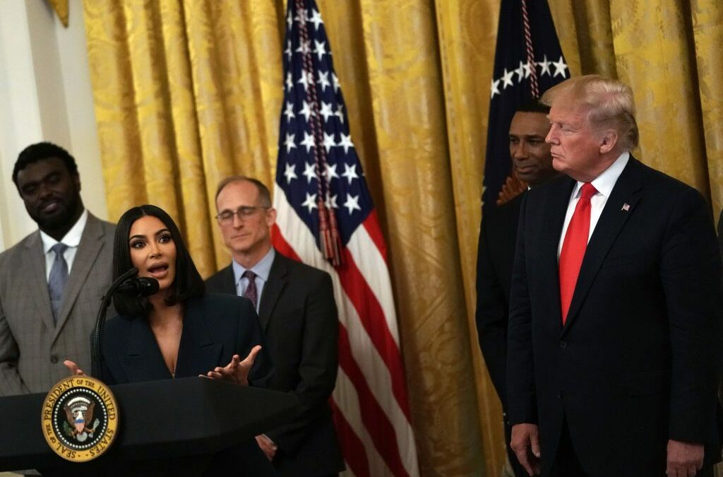 Passion For What?: Kim Kardashian Getting Exploited By Donald Trump