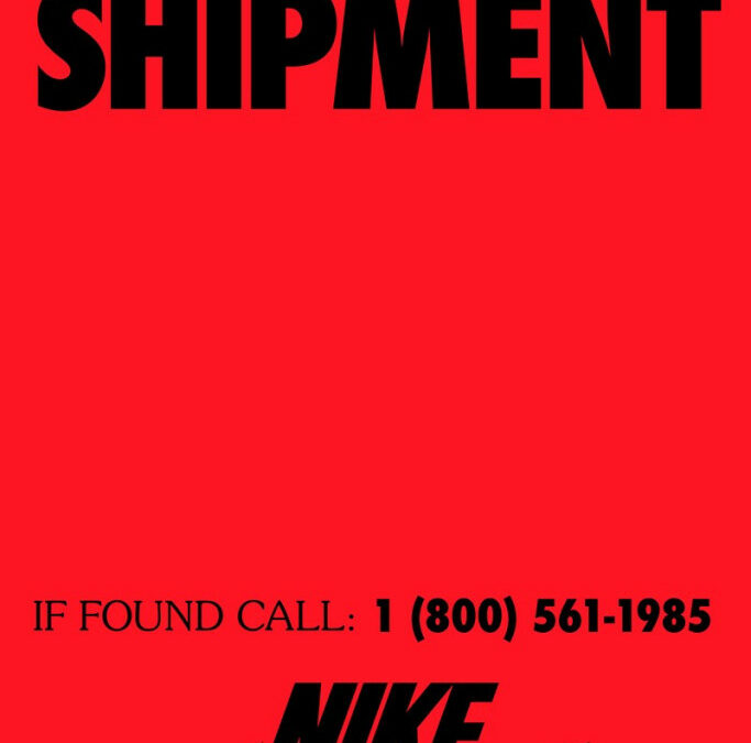 Nike Needs Help Tracking Down Shipment From 1985, 'Stranger Things' Collab?