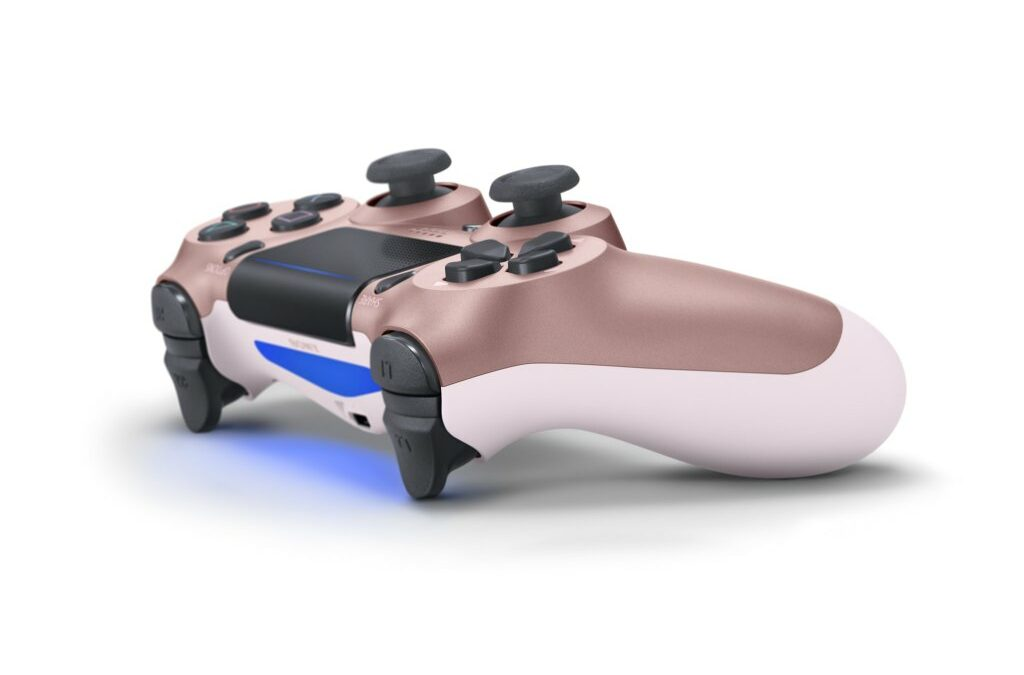 Sony Announces Four New Dualshock 4 Controller Colors & Rose Gold Headset Coming This Fall