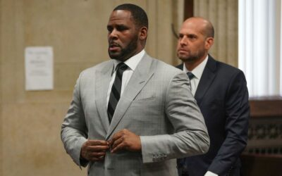 Contagious: Feds Have Proof R. Kelly Has STD, Have His Medical Records