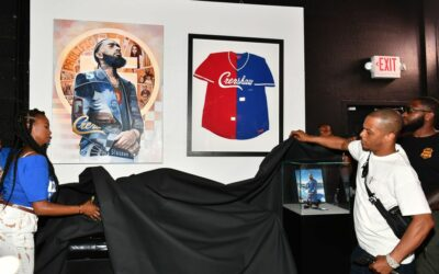 Nipsey Hussle Tribute Exhibit At Atlanta's Trap Music Museum Unveiled By T.I.