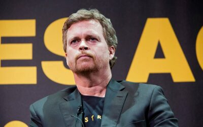 Something's Afoot: Nike's President & CEO Mark Parker Stepping Down
