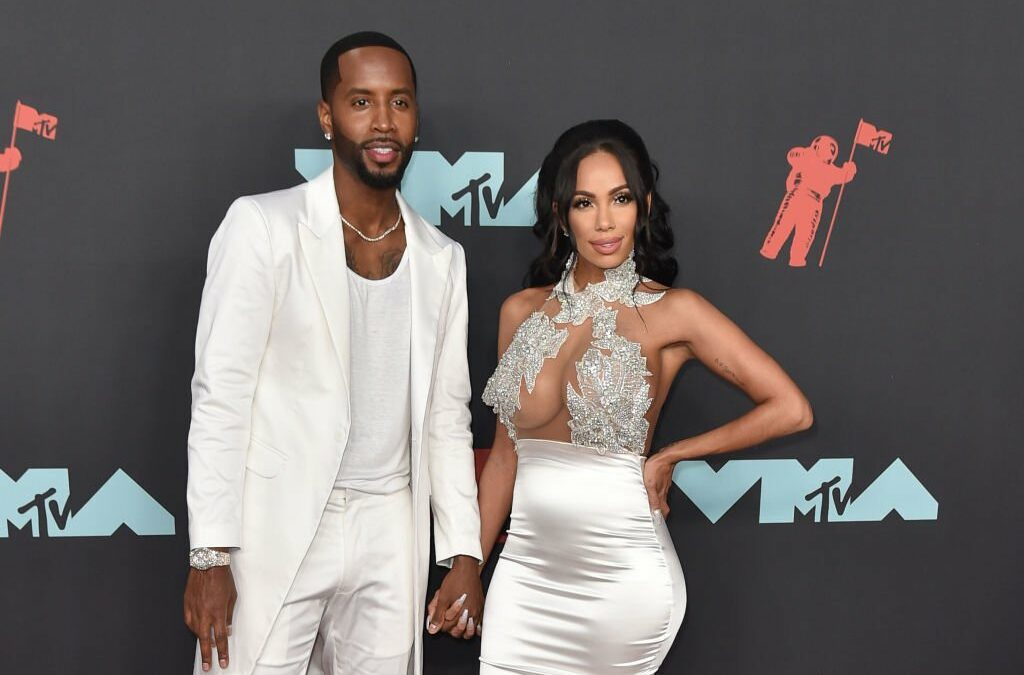 Erica Mena & Safaree Are Officially Married