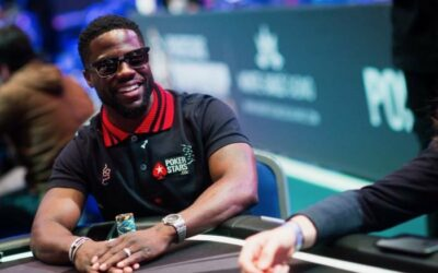Kevin Hart Spotted Playing Poker With JAY-Z [Video]