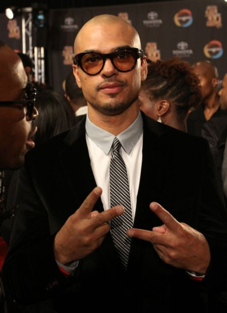 Chico DeBarge Got Popped For Meth After Breaking Into His Own Car
