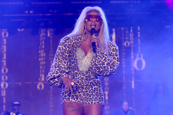A Mary J. Blige Documentary For Amazon Prime In The Works