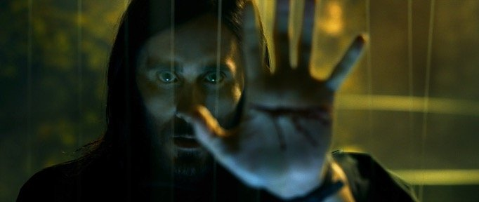 Pics of Jared Leto's 'Morbius' Leak, Spider-Man Referenced In One of Them
