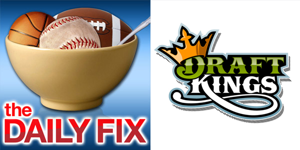 Daily Fantasy Baseball Fix
