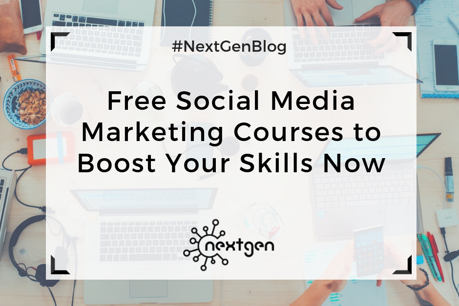 Free Social Media Marketing Courses to Boost Your Skills Now