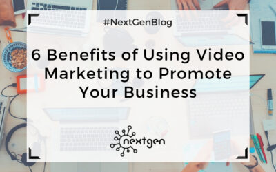 6 Benefits of Using Video Marketing to Promote Your Business