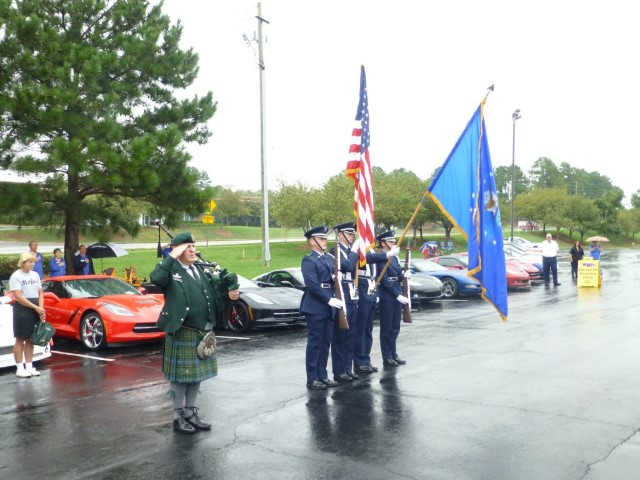 Car Show Honor Guard