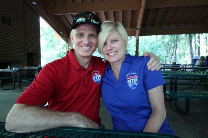 Christopher and Nancy Bolen
