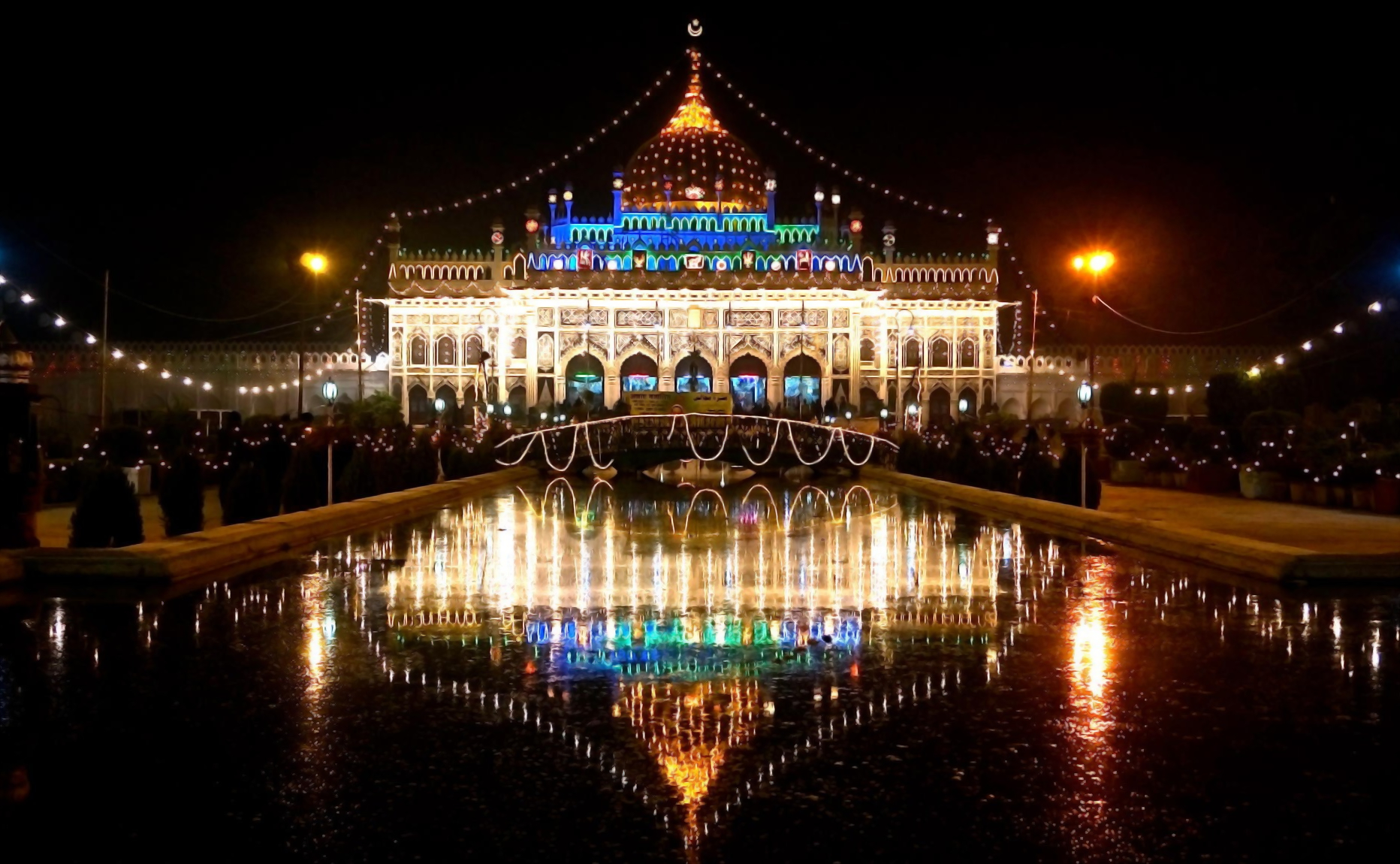 Lucknow under the Nawabs