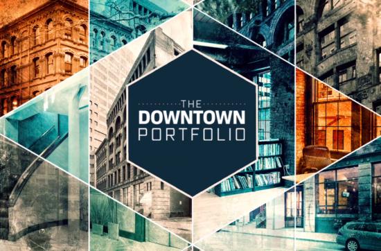 Neoscape Downtown Portfolio Motion Graphics