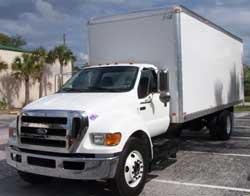 J&B customizes dry freight bodies.