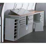 J&B sells Adrian Steel Modular Components.