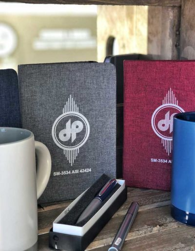 CVRD_PromotionalProducts_Pens_Notebooks_CoffeeCup