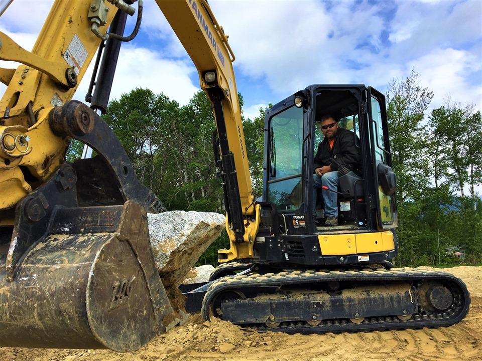 Excavation in Sandpoint Idaho