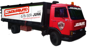 Introducing the Atlanta Junk Squad Junkmobile, the Junk Eater!