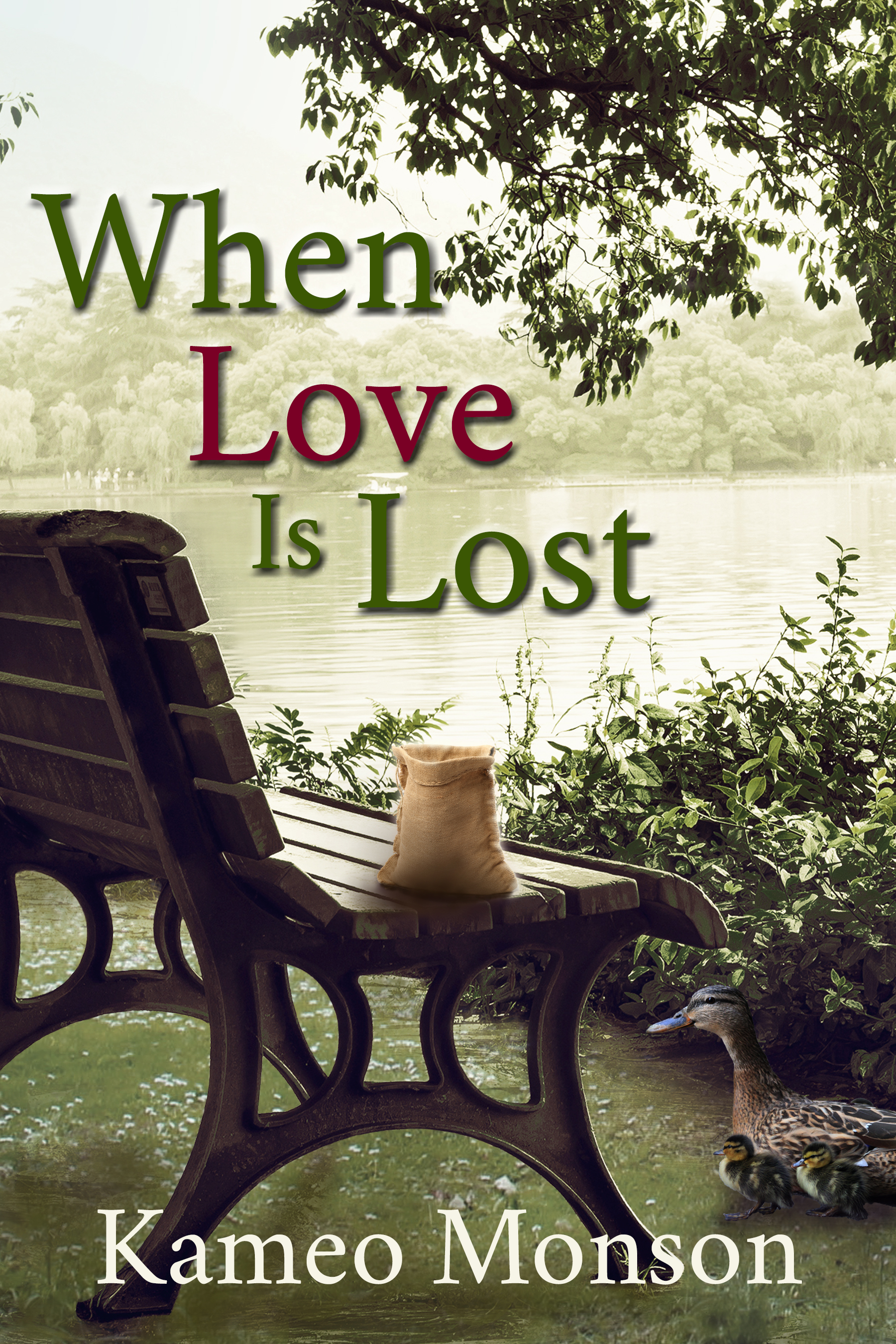 When Love Is Lost Release Day Celebration!