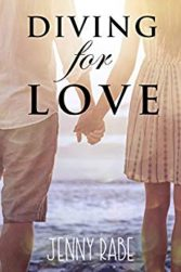 Book Review: Diving for Love by Jenny Rabe