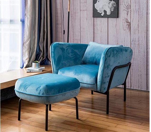 Phenomenal 20 Gorgeous Accent Chairs With Ottomans Included Inzonedesignstudio Interior Chair Design Inzonedesignstudiocom