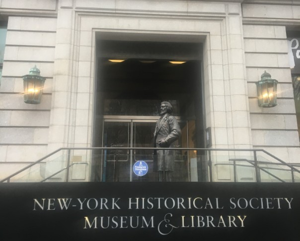 image of the NY Historical Society