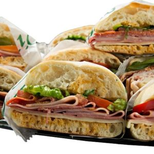 CORPORATE LUNCH SANDWICHES