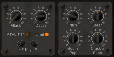Snap Crackle Pop (& Boom) Drum Vitalizer VST