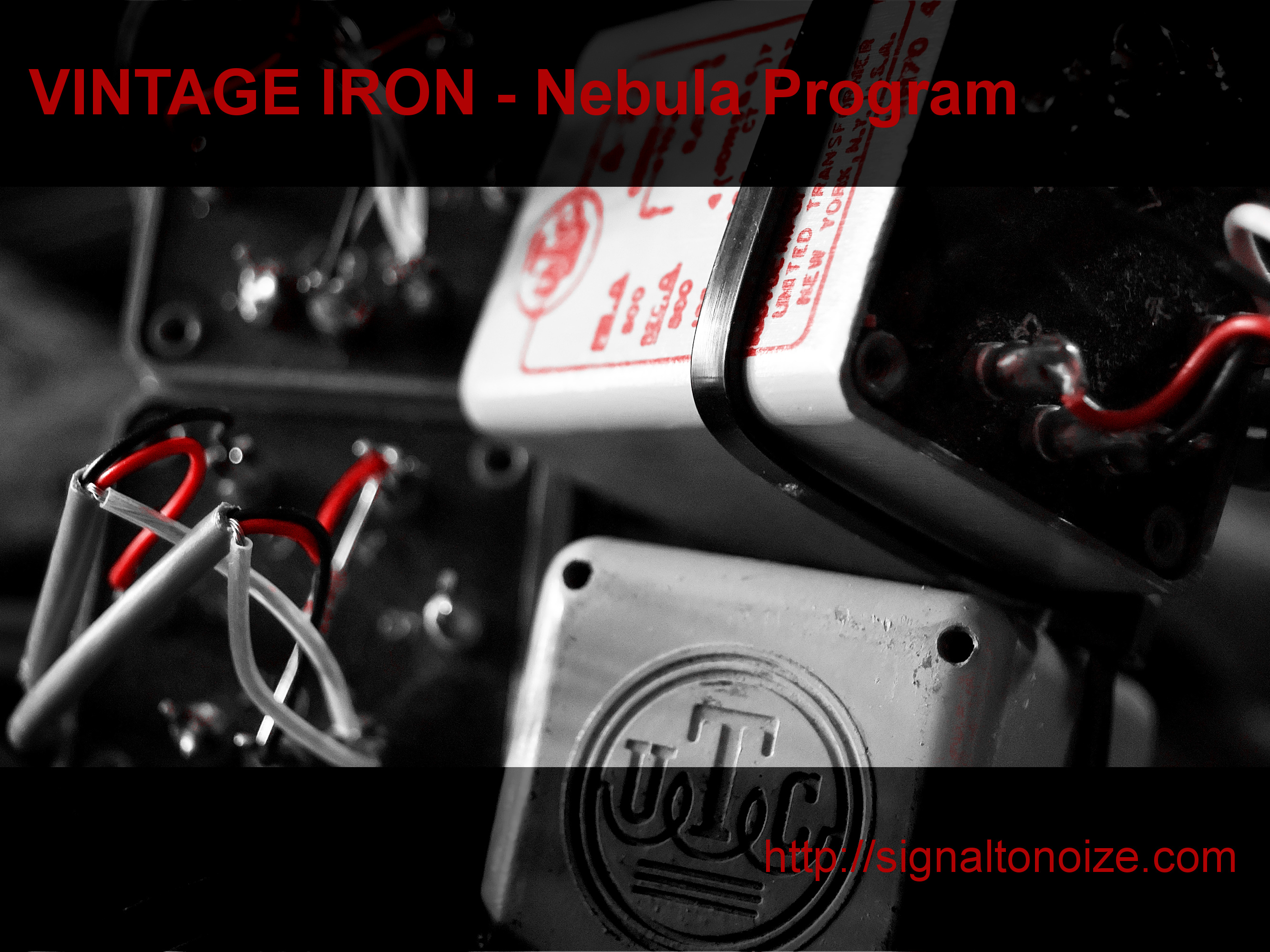 Vintage Iron – Nebula Program