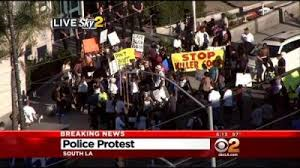 2005- founded the Coalition for Community Control Over the Police in response to LAPD killing of 13 year old Devin Brown on 83rd & Western.