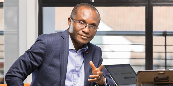 Meet the Boss: Bolaji Akinboro, CEO, Cellulant Nigeria Limited