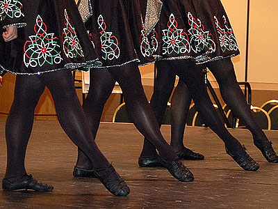 Irish Step Dance Classes