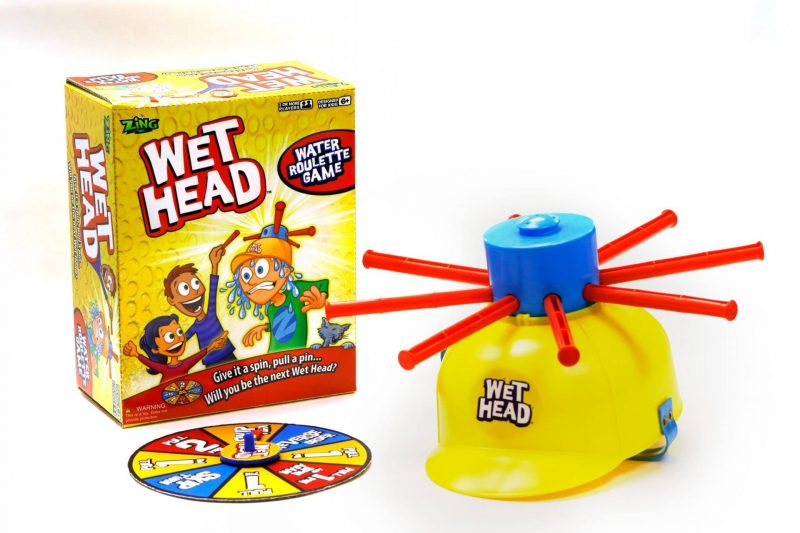Wet Head game and pack
