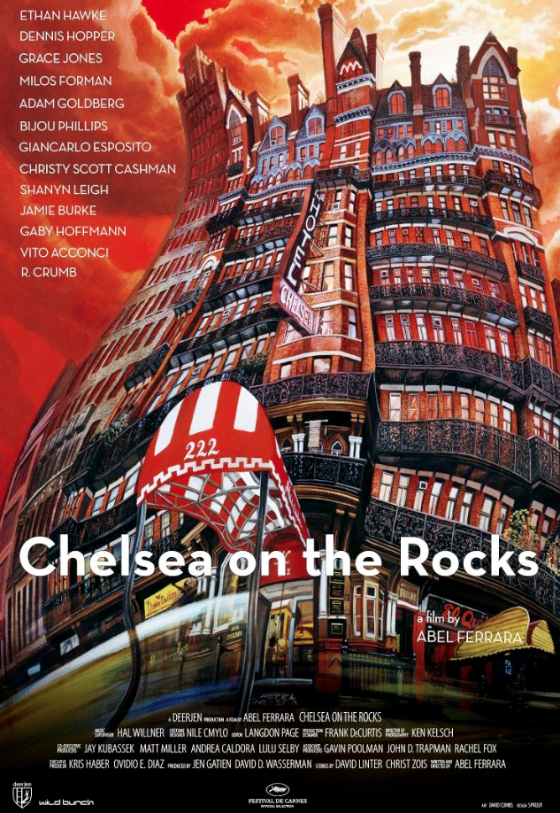 Chelsea on the Rocks poster
