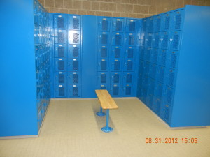 New Heavy Duty Ventilated Lockers by Republic Storage Systems