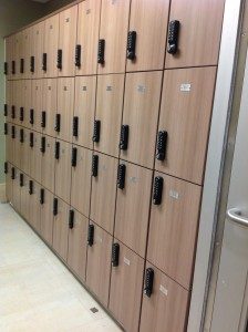 YWCA Minneapolis - Plastic Laminate Lockers