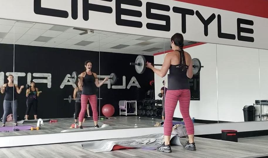 alpha fitness about
